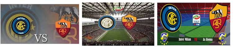 prediksi bola inter milan vs as roma akurat